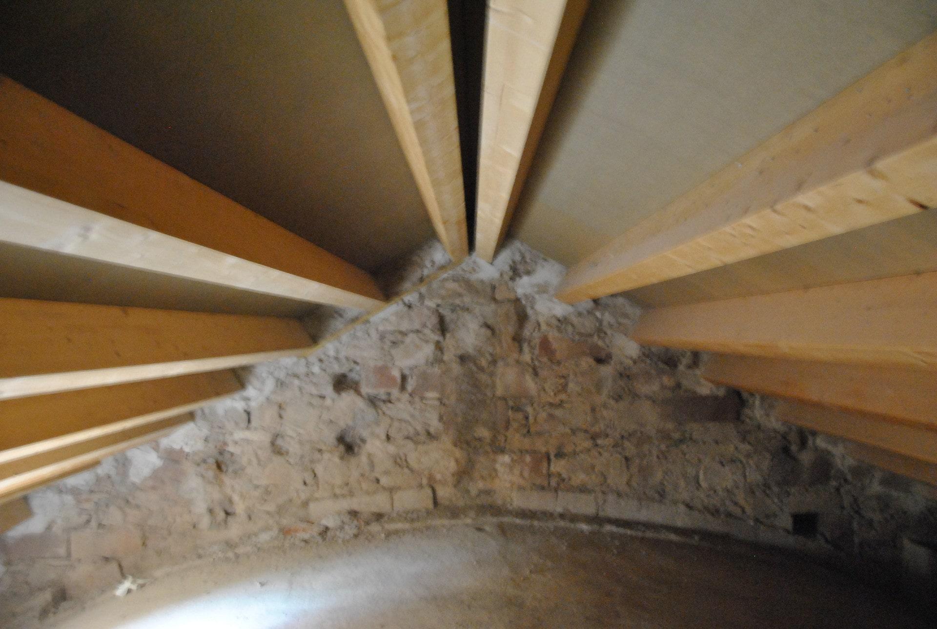 Rehabilitación de cubierta en Sant Baldiri