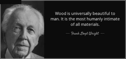 Cita de Frank Lloyd Wright